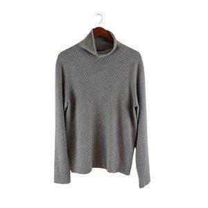 Theory Cashmere Oversized Sweater Sz L